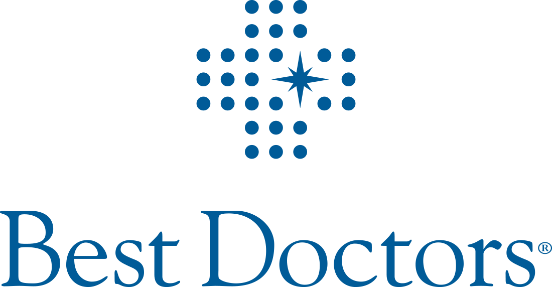 2017 Best Doctors Logo stacked Revised