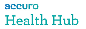 Accuro Health Hub final logo 300