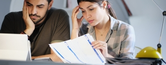 Coping financial stress covid