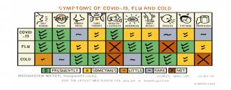 Covid19 symptoms image