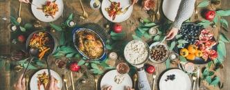Xmas food image
