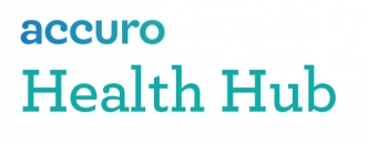Accuro Health Hub final logo