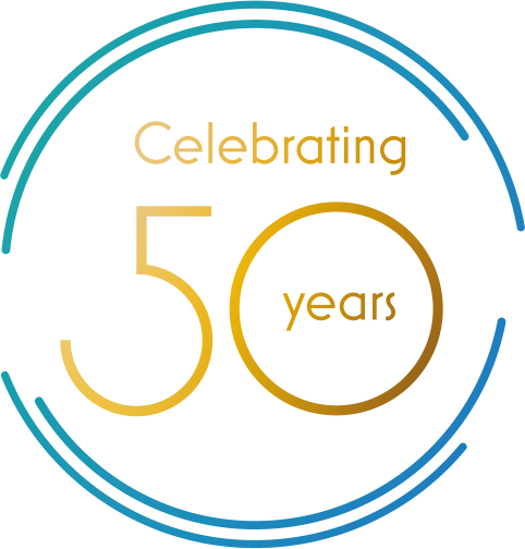 Celebrating 50 years only 50